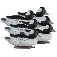 Higdon Standard Bufflehead Drake Duck Decoys, 6-Pack