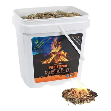 InstaFire Fire Starter, 2-gallon Bucket