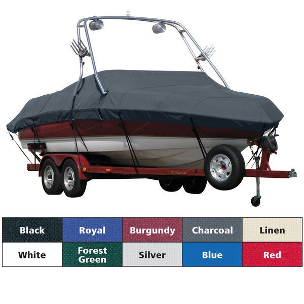 Sharkskin Boat Cover For Bayliner Deck Boat 219 W/Ext Platform W/Xtreme Tower