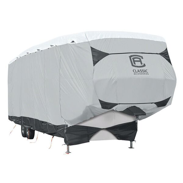 Classic Accessories SkyShield Deluxe Tyvek 5th Wheel Trailer Cover
