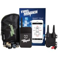 TireMinder Smart Tire Pressure Monitoring System with 6 Transmitters for RVs, Motorhomes, 5th Wheels, Motor Coaches, and Trailers