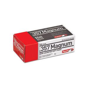 Aguila Centerfire Pistol Ammo, .357 Magnum, 158-gr., SJSP