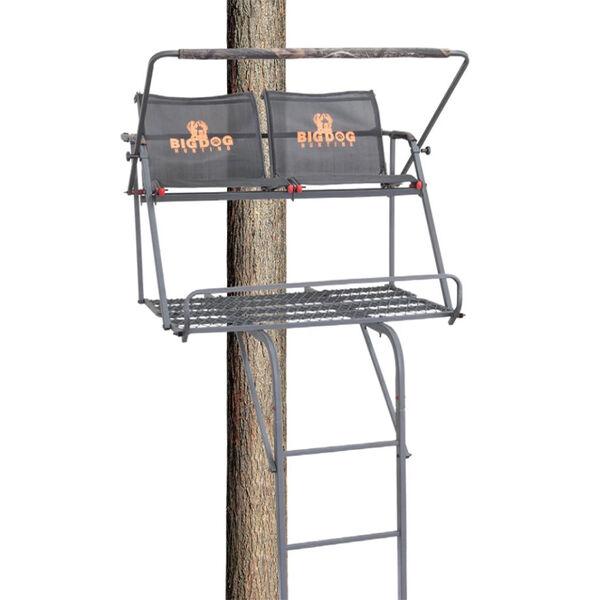 Big Dog Hunting 17.5' Great Dane 2-Person Ladderstand