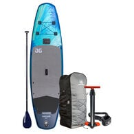 Aquaglide Cascade 10' Inflatable Stand Up Paddle Board Package