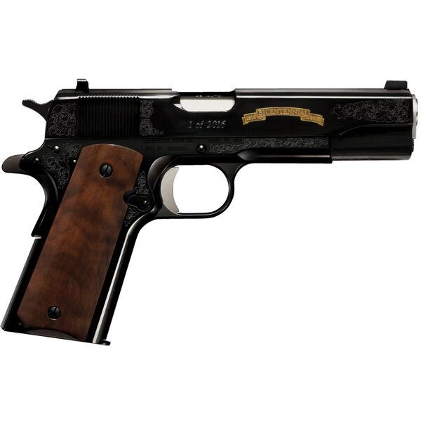 Remington Model 1911 R1 200th Anniversary Limited Ed. Handgun