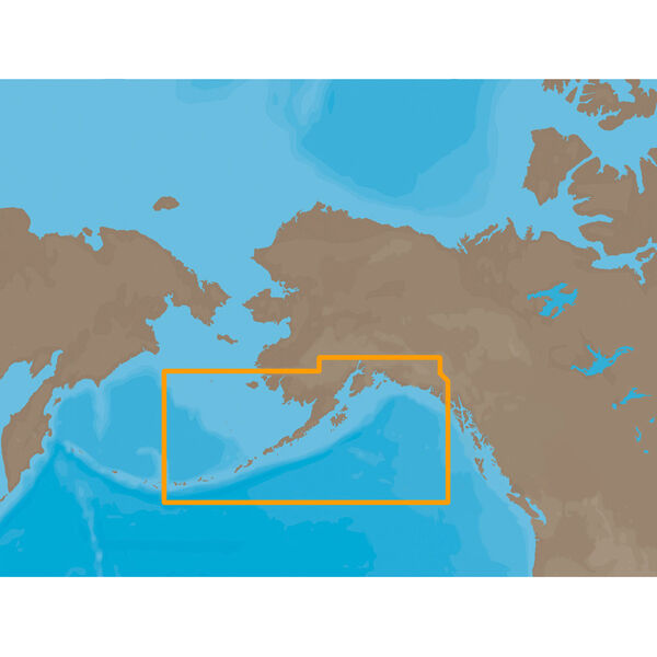 CP NT+ NA-C802F Gulf Of Alaska