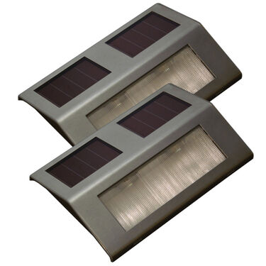 Sunforce Solar Dock Light, 2-Pack