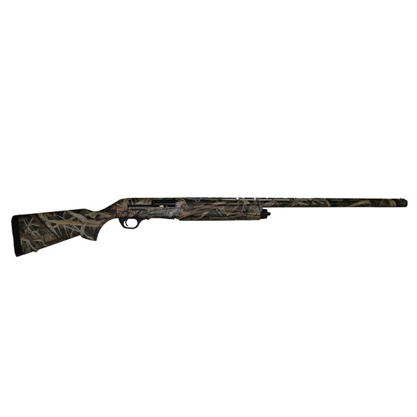 Used Remington V3 Field Sport Shotgun with Range Bag, Mossy Oak Shadow Grass, 12-ga.