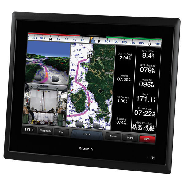 Garmin GMM 150 6 O'Clock View Angle Monitor