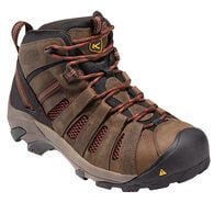 KEEN Utility Men's Flint Mid Steel Toe Work Boot