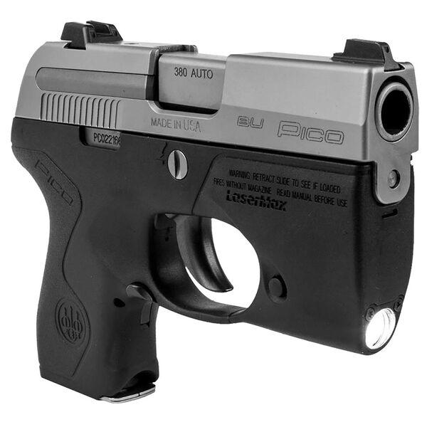 Beretta Pico LaserMax Light Handgun Package