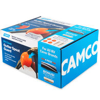Camco RV Cover Gutter Spout Guard Kit