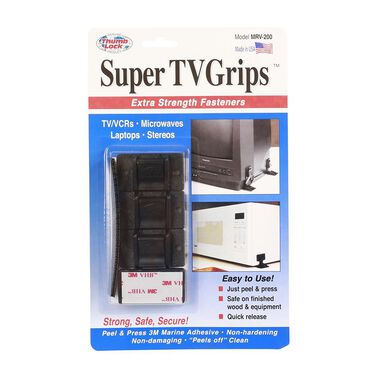 Super Grips- Black