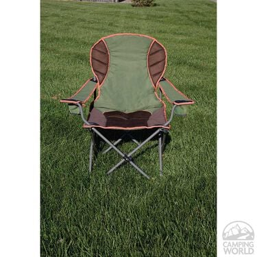 Mossy Green Quad Chair