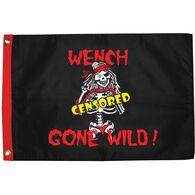 """Wench Gone Wild, 12"""" x 18"""""""