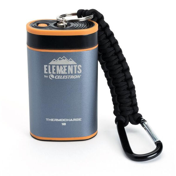 Celestron Elements ThermoCharge 10 Hand Warmer and Power Bank Combo