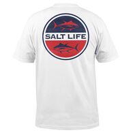Salt Life Men's Seeing Tuna T-Shirt