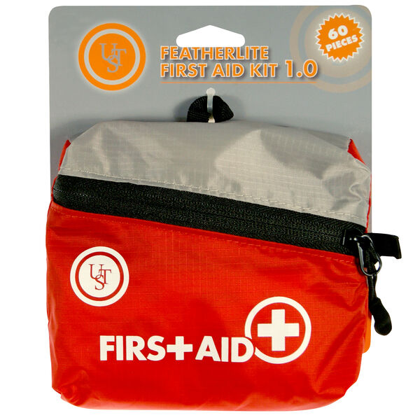 Ultimate Survival Technologies 60-Piece FeatherLite First Aid Kit 1.0