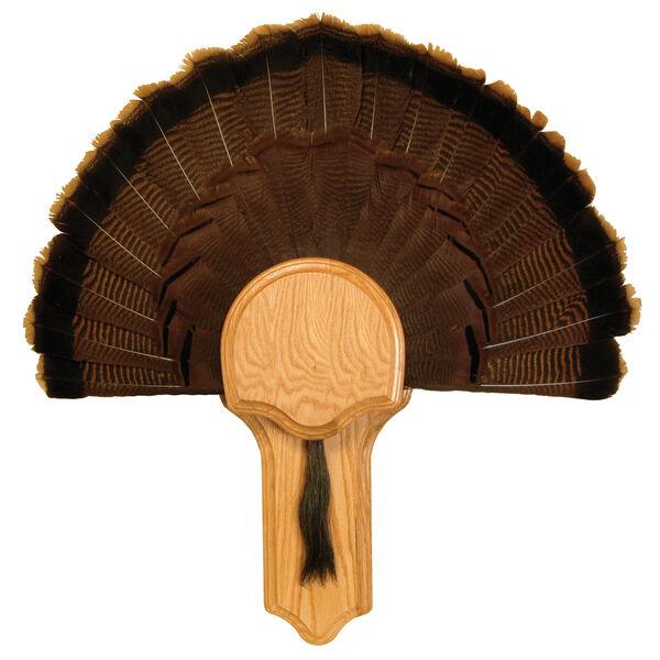 Deluxe Turkey Display Kit, Solid Oak