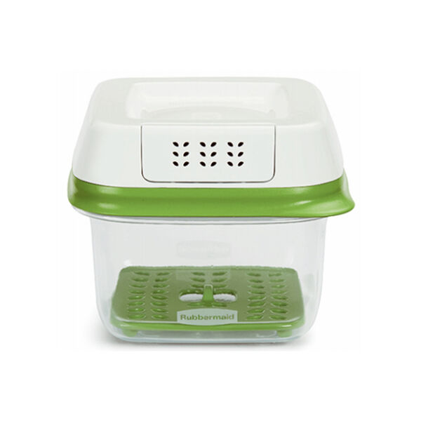 Rubbermaid FreshWorks Produce Saver, 2.5-Cup