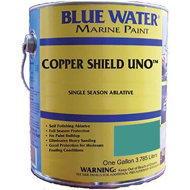 Blue Water Copper Shield UNO 35 Ablative, Quart