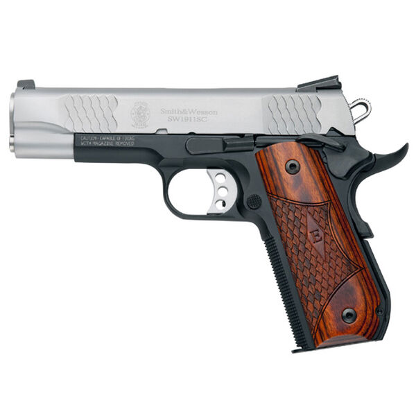 Smith & Wesson 1911 E Series Handgun