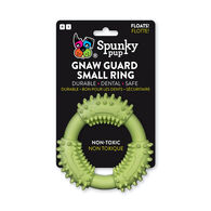Spunky Pup Gnaw Guard Small Ring Dog Toy