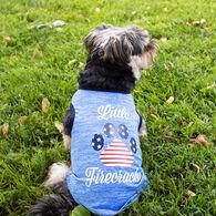 Little Firecracker Pet T-Shirt