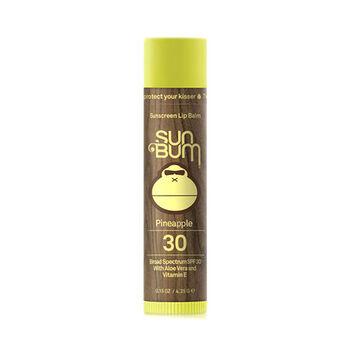 Sun Bum Pineapple Lip Balm, 30 SPF