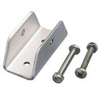 "Pontoon Bimini Top Fitting - 1"" Mounting Frame Bracket w/Bolts & Nuts"