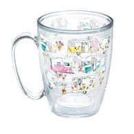 Tervis® Mug, 16 oz. Colorful Camper