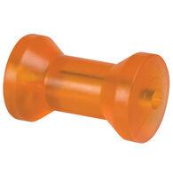 "Stoltz Polyurethane Spool Type Keel Roller, 5"" long"