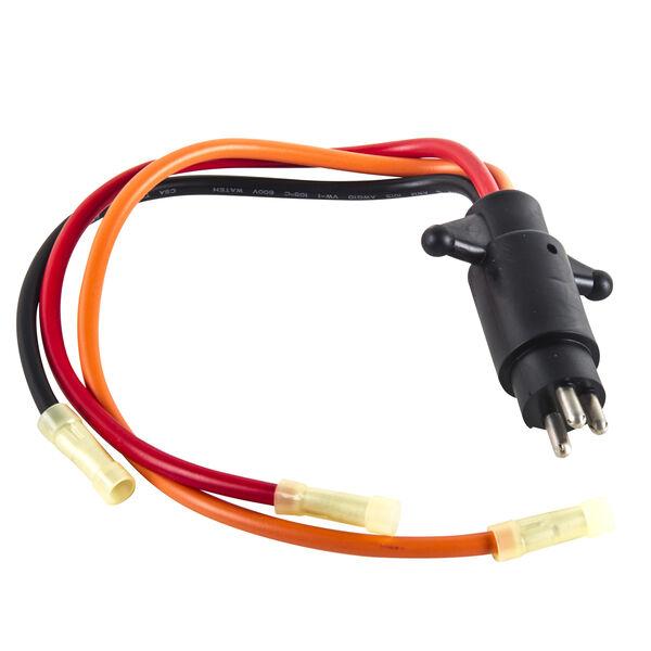 Sierra Trolling Motor Plug, Sierra Part #WH10500