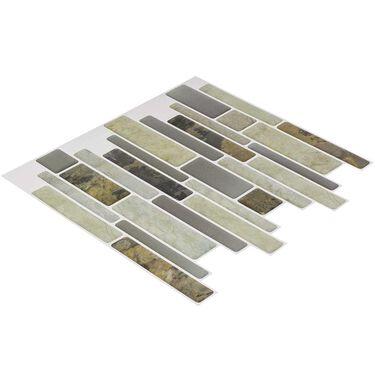 Peel and Stick Mosaics, El Capitan- 5 Pack