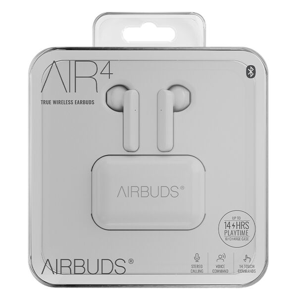AIR4 True Wireless Earbuds and Charging Case
