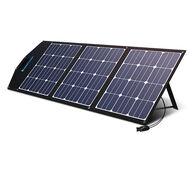ACOPOWER 120 Watt Monocrystalline Portable Solar Panel