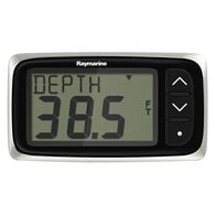 Raymarine i40 Depth Display System with Transom-Mount Transducer