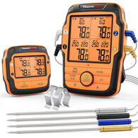 ThermoPro TP27 Wireless Meat Thermometer with 4 Color-Coated Probes