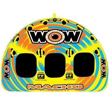 WOW Macho 3-Person Towable Tube