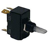 Sierra Illuminated Toggle Switch Mom On/Off/Mom On SPST, Sierra Part #TG40090