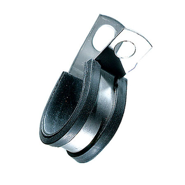 Ancor Stainless Steel Cushion Clamps, 3""