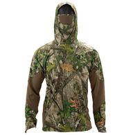 TrueTimber Men's TurtleMask Pullover Hoodie