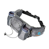 Personal Cooling System (PCS) Detachable Hydration Waist-Pack, Small Gray
