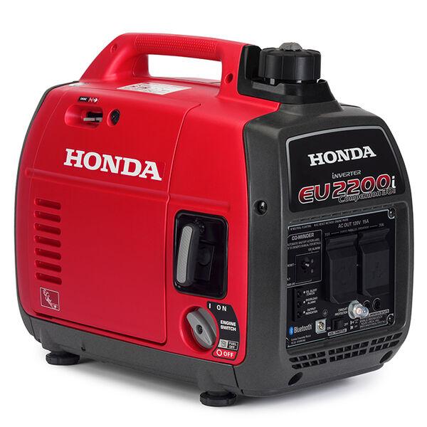 Honda EU2200i Companion 49-State Inverter Generator with CO-MINDER