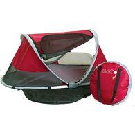 PeaPod Children's Travel Bed, Cranberry