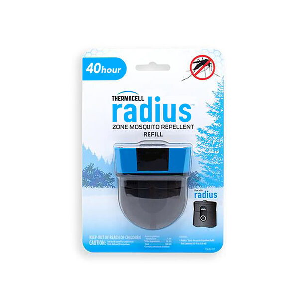 Radius Zone 40 Hour Mosquito Repellent Refills by Thermacell