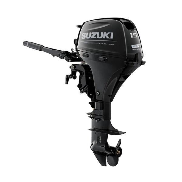 Suzuki 15 HP Outboard Motor, Model DF15AES3