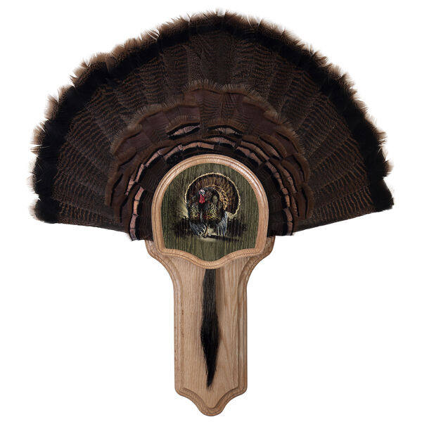 Walnut Hollow Deluxe Turkey Display Kit with Drumsticks Image