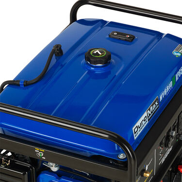 DuroMax Dual Fuel 8,500-Watt Electric Start Generator