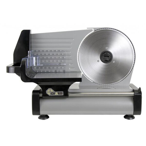 """CHARD 8.6"""" Stainless Steel Electric Slicer"""